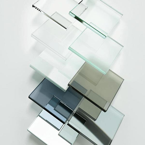 tipologie di vetro base per le porte in vetro