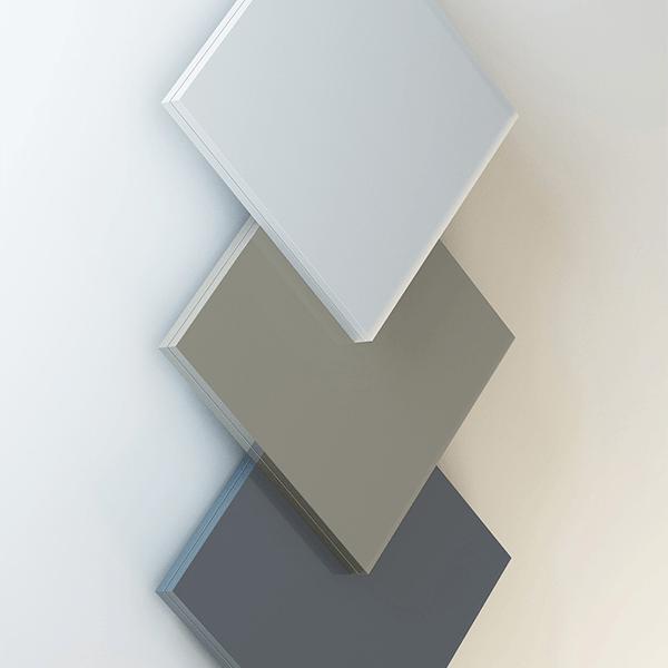 Vetri soft mirror per porte in vetro