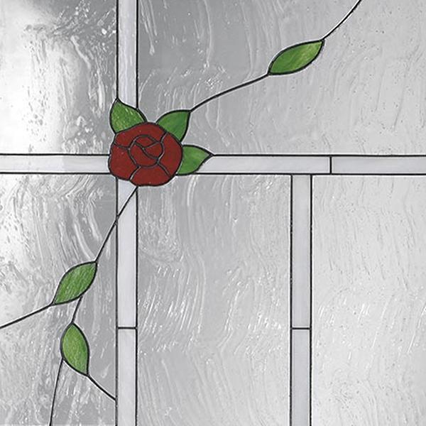 Vetri tiffany per porte in vetro